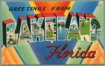 lakeland postcard